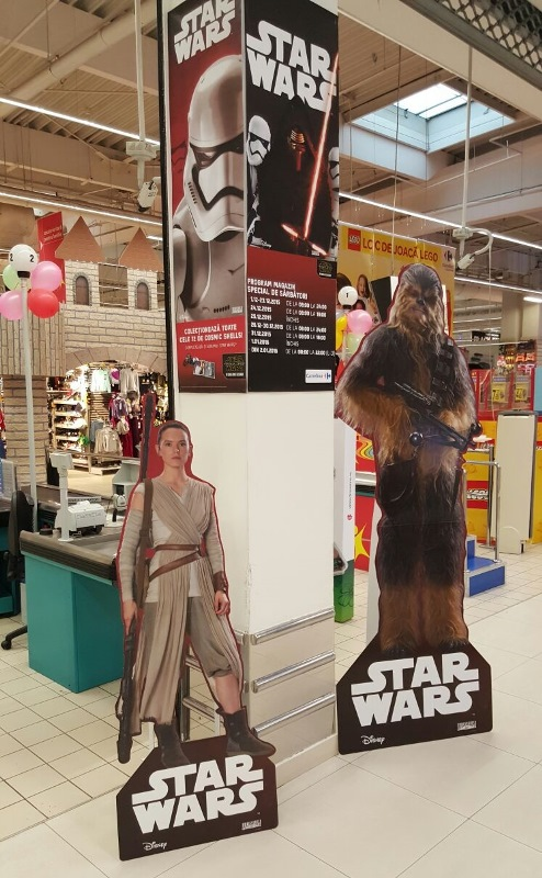 Star Wars - Carrefour