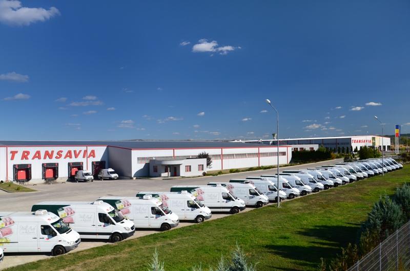 Transavia - flota livrare