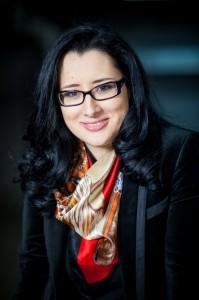 Hortensia Nastase, Managing Partner, GolinHarris