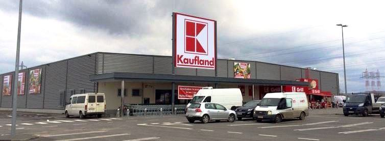 Kaufland-Oradea