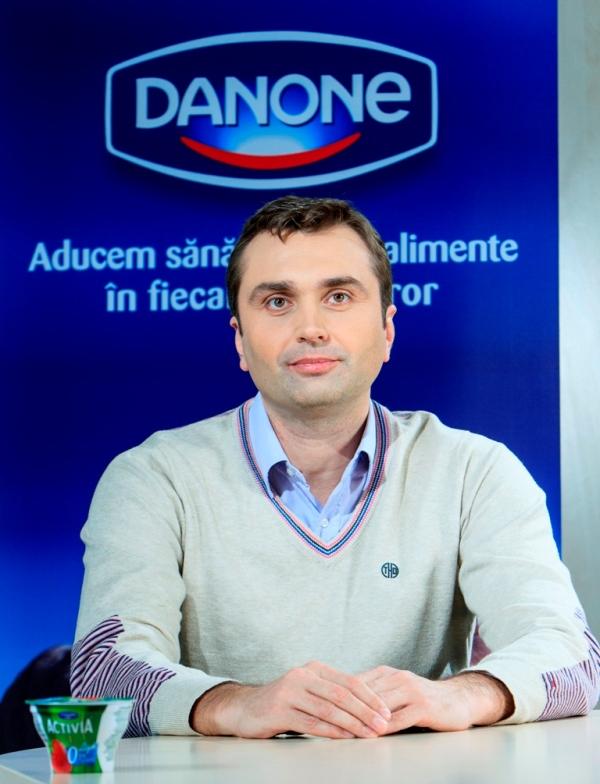 Laurentiu Tulvan-Danone-s