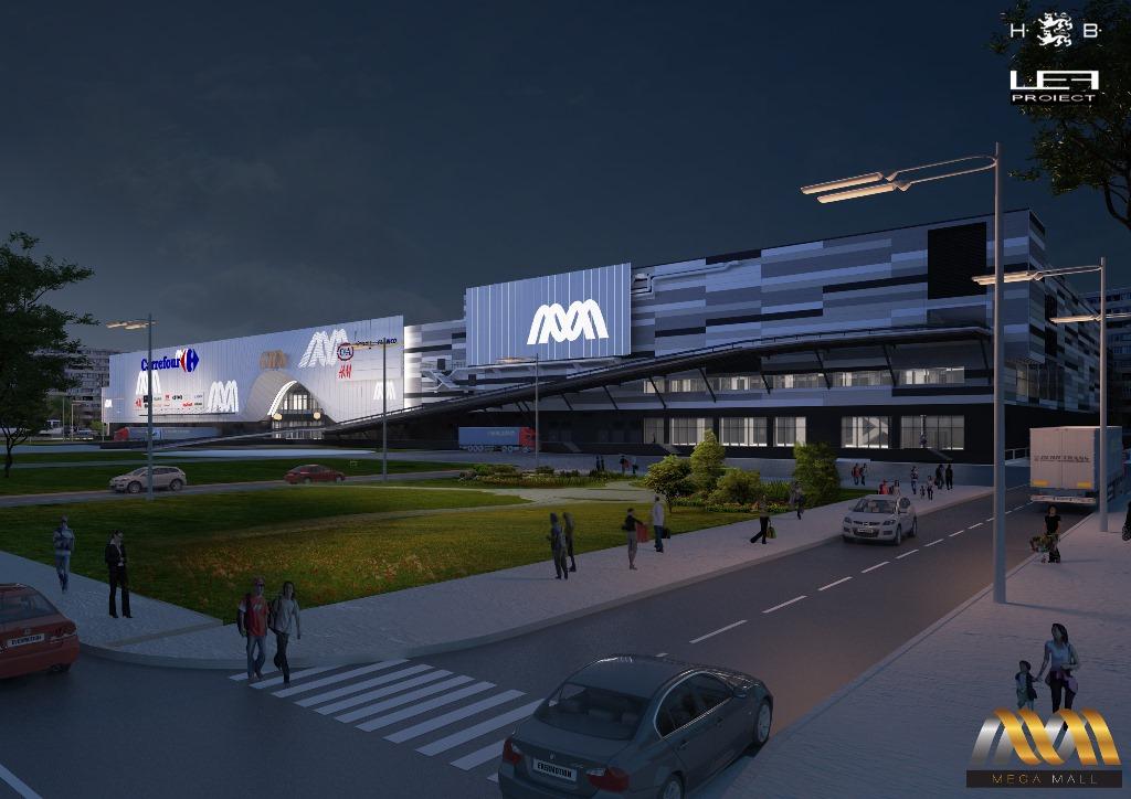 Randare Mega Mall-3