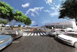Noul mall NEPI din Timisoara-2