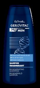 Sampon regenerant Gerovital H3 MEN
