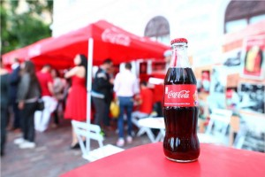 Coca-Cola POP-UP STORE 4