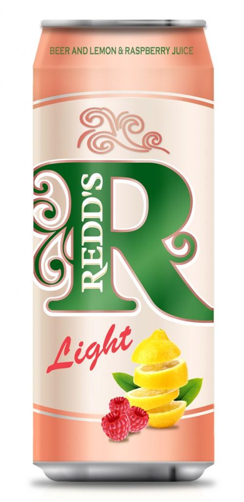 Redds Light-can