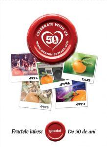 Granini-50 de ani de iubire