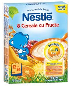 Nestle Cereale Fe+.250g