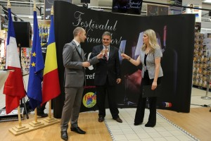 Inaugurare Festivalul Vinurilor la Carrefour