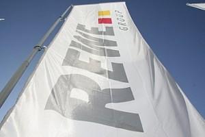Rewe flag