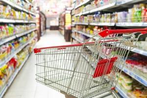 supermarket closed