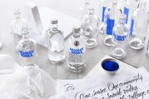 Absolut-bottle redesign