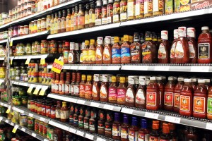 Sauces, Dressings and Condiments