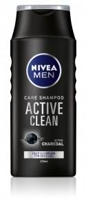NOU! Sampon NIVEA MEN Active Clean