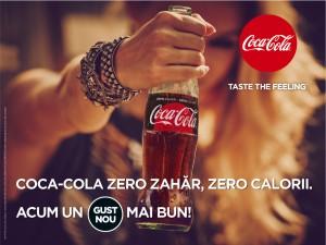 Coca-Cola Zero Zahăr