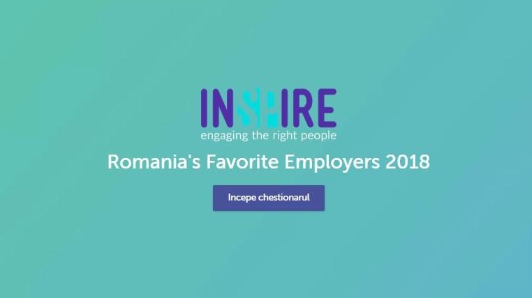 Romania's Favorite Employers