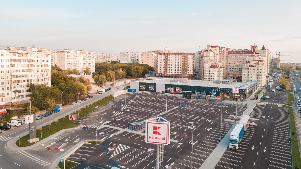 Kaufland Chisinau