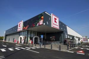 Retailul alimentar Kaufland