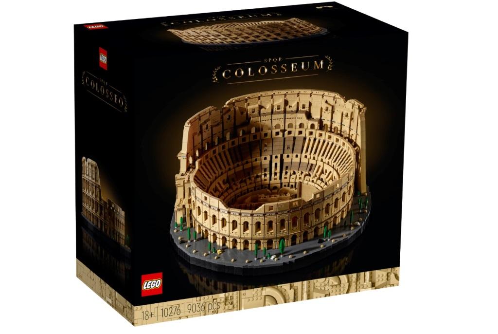 Lego Colosseum (1)