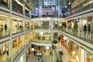 centre comerciale retail