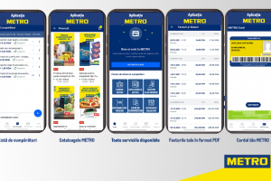 retail METRO Cash & Carry România