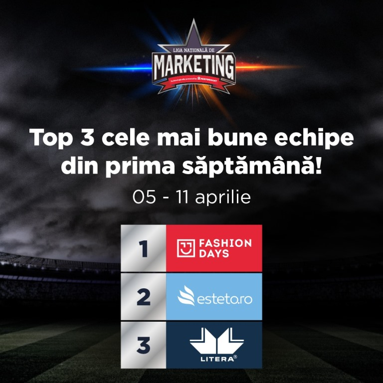 Liga Națională de Marketing