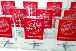 votat produsul anului