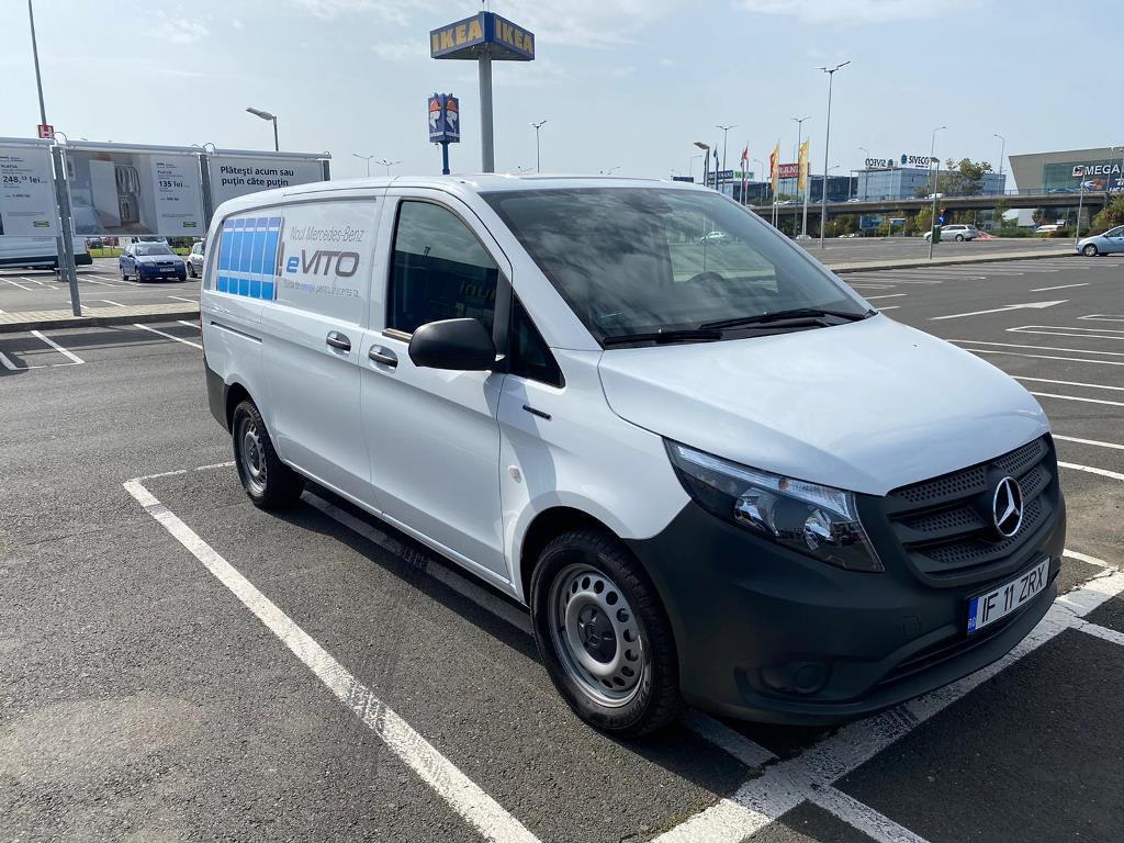Mercedes-Benz eVito Furgon